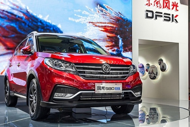 В 2018-ом компания Dongfeng привезет в Российскую Федерацию 4 новинки