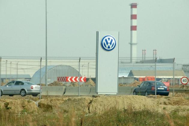 На заводе «Фольксваген»  робот убил работника
